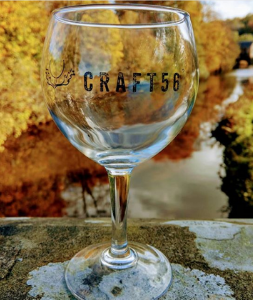 Craft 56 Gin Glass