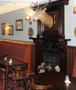 The Crown Inn Interior