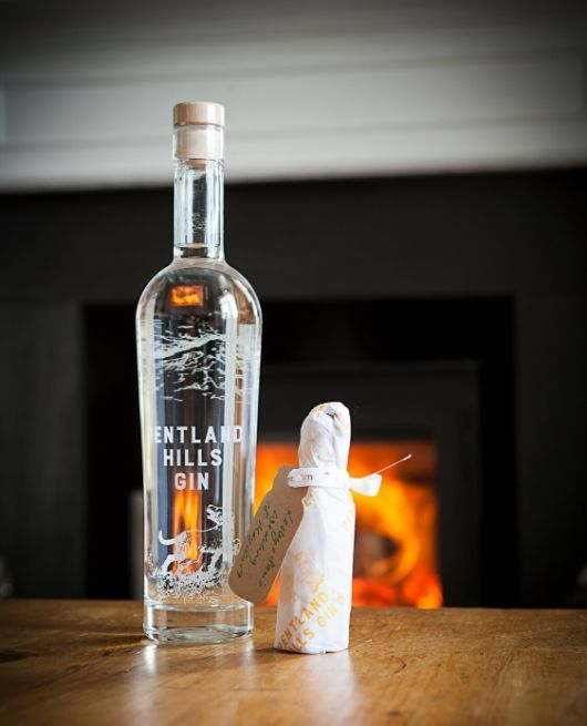 Personalised Bottle & Minature - Pentland Hills Gin