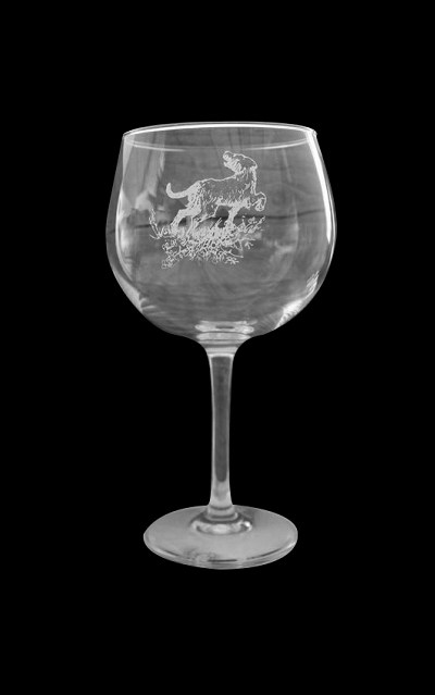 Our Gin Glass