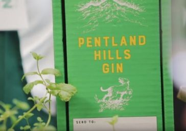 Our Recyclable Packaging - Pentland Hills Gin