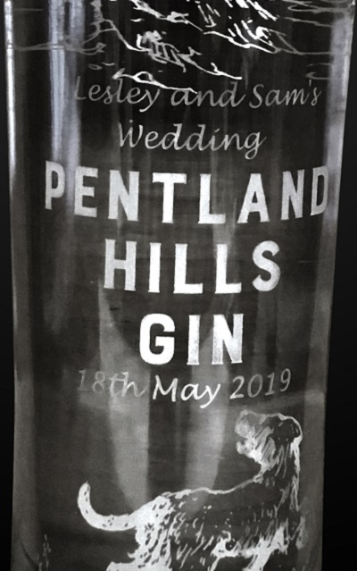 Personalised Gin 50cl
