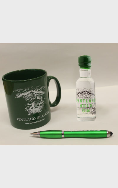Our Miniature, Mug & Pen set